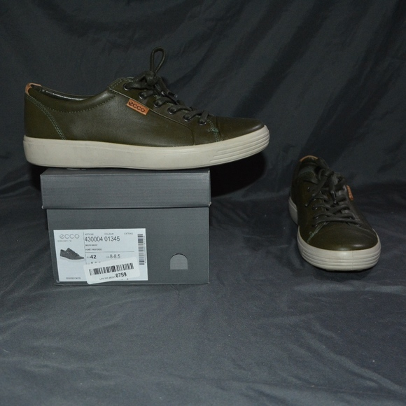 Ecco Other - $160 ECCO SOFT deep forest 7 M